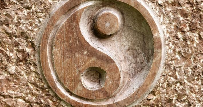 Simbolo dello yin e dello yan